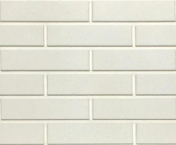 Pannello Mattone Bianco Moderno