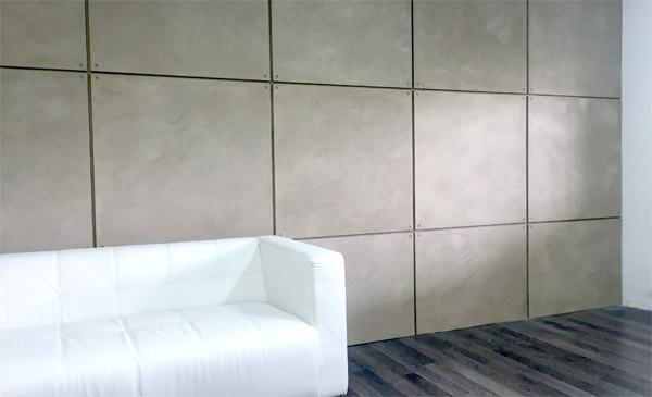 Pannelli Beton Cemento, Pannelli Beton Nero, Pannelli Beton in polistirolo, Pannello termoisolante in cemento - Dekor Italy Group