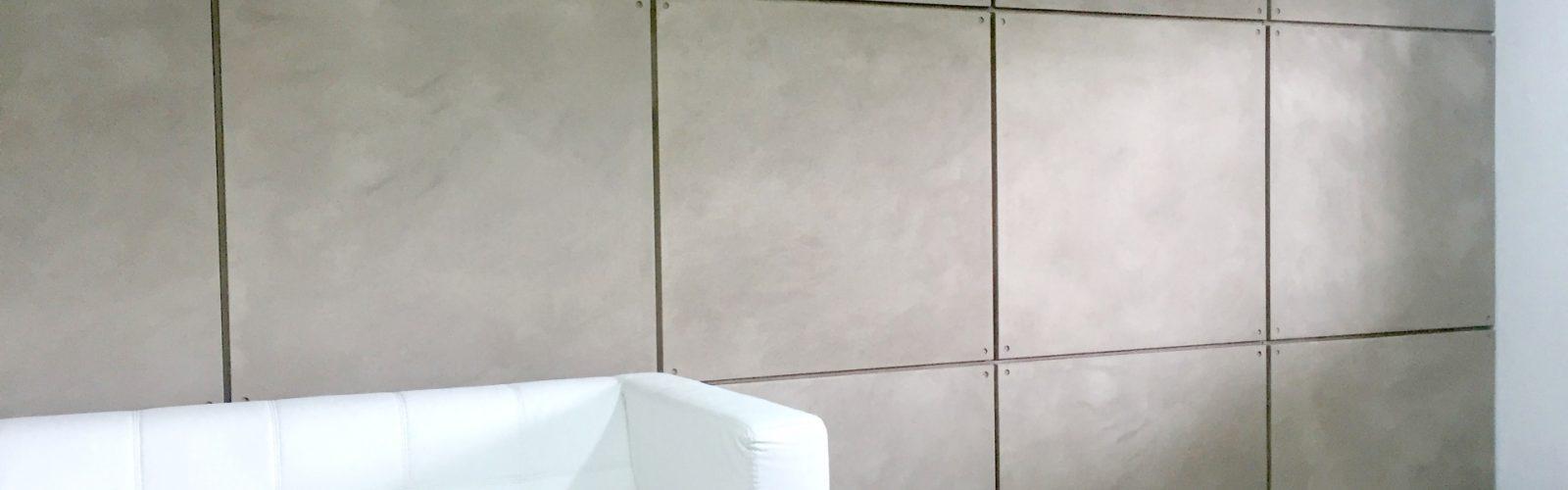 Panele Dekorative Betoni - Panele Betoni - Imitim Betoni - Pllaka Imitim Betoni - Produkte per Arredim Industrial nga Dekor Italy