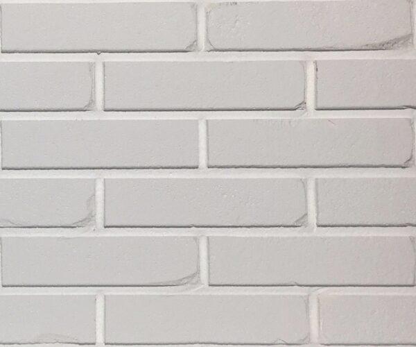 Tulla Dekorative, Panele Dekorative Imitim Tulle, Panele per Dekor Muresh, Panele Imitim Tulle, Tulla per Dekor - Dekor Italy Pannello Mattone Bianco Grezzo