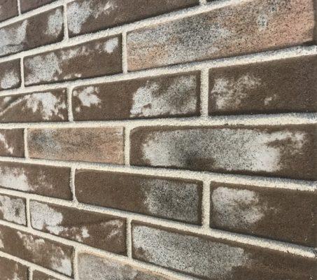 pareti con mattoni decorativi - oslo mattoni a vista