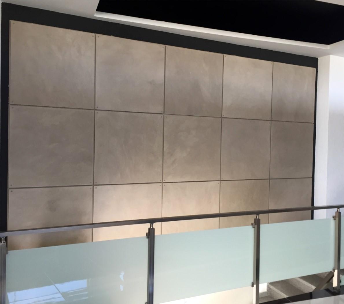 pannelli effetto beton